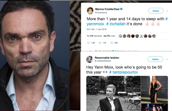 French Author Yann Moix Sparks Outrage By Saying Women Over 50 Are 'Too Old' To Love