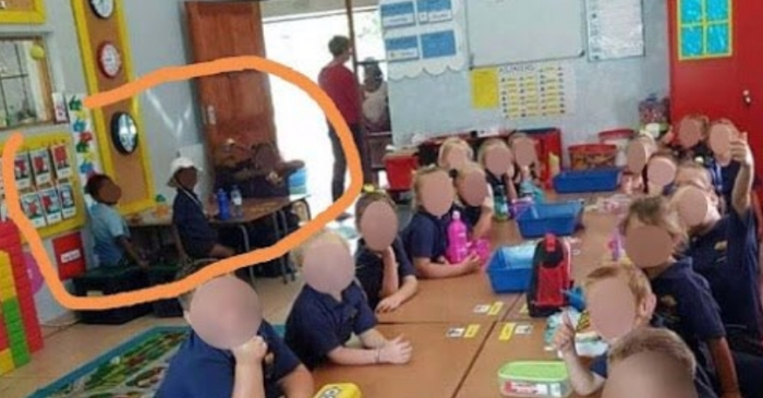 Parents Outraged After Elementary Teacher Separates Students By Skin Color