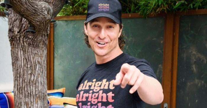 Why Matthew McConaughey is Texas' Secret Weapon