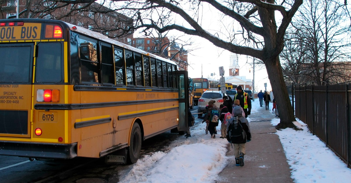 Winter Weather School Closings