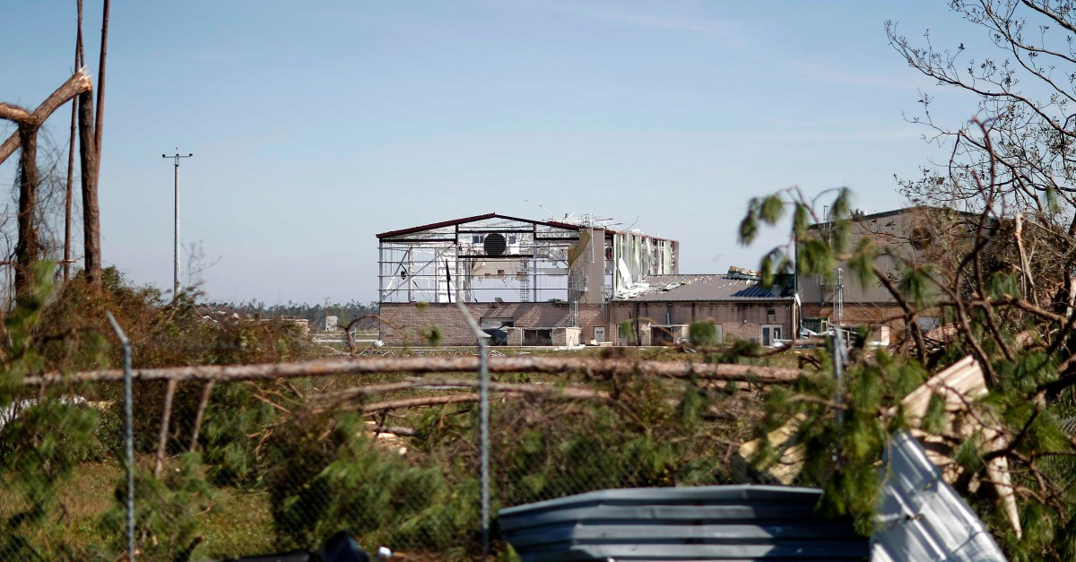 Hurricane Michael Air Force