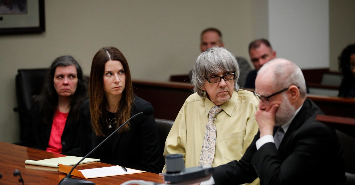 Parents of 13 Children Plead Guilty to Abuse and Torture