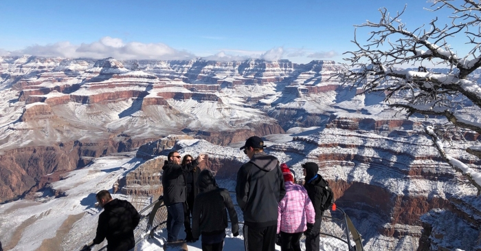 Visitors to the Grand Canyon May Have Been Exposed to Radiation