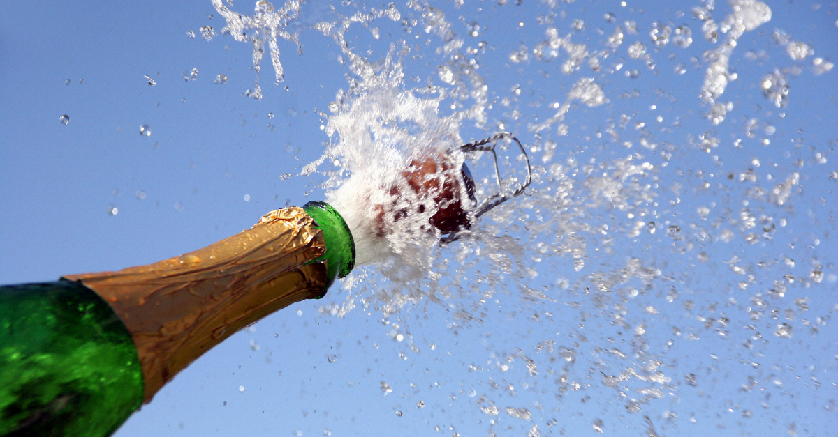 Champagne Help Memory Loss Study