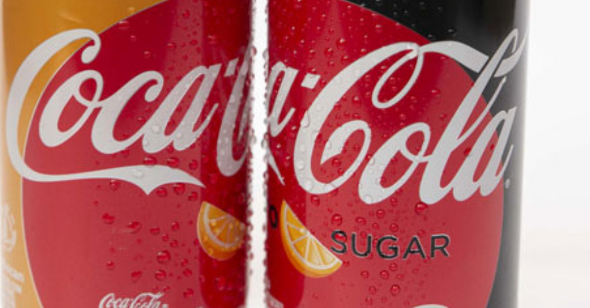 Coca-Cola Launched First New Flavor in Over 10 Years and Holy Creamsicle Dreams
