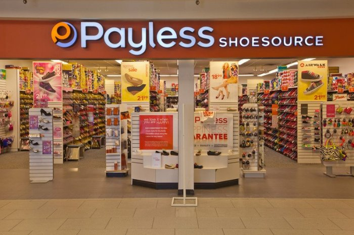 Payless ShoeSource is Set to Close All of Their US Locations