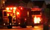 Police Officer Lit on Fire