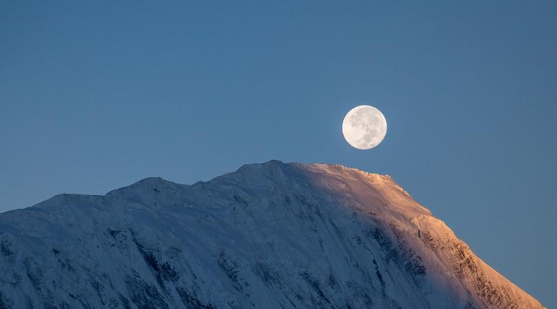2019's Biggest, Brightest Super Moon Is Tomorrow, Hello 'Super Snow Moon'
