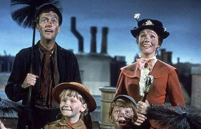 "'Mary Poppins' is Being Called Racist For ""Promoting Blackface"", and People are NOT Having It!"