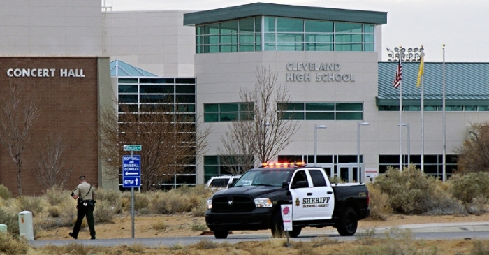 New Mexico School Shooting Suspect Was Questioned By Officers 11 Months Ago