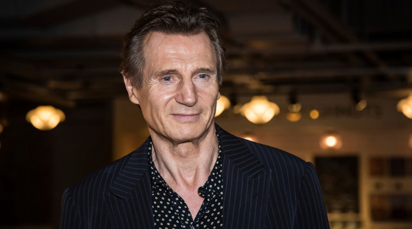 Liam Neeson admits he wanted to kill after friend was raped
