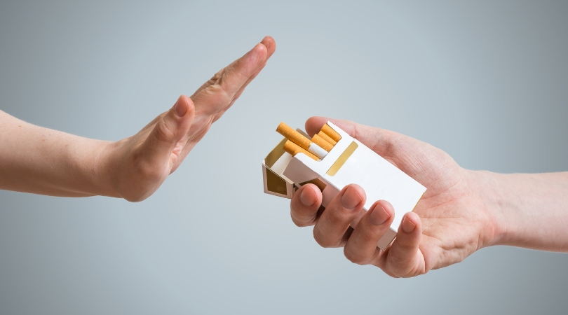 New Bill Would Ban Anyone Under The Age of 100 To Buy Cigarettes!