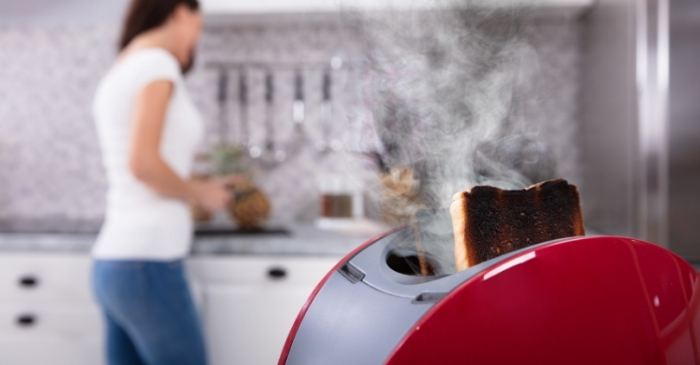 Study Claims Toasters Expose You To More Air Pollution Than A Busy Intersection