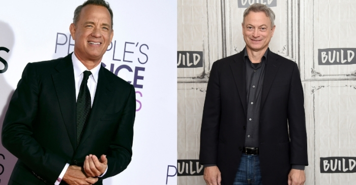 Tom Hanks, Ron Howard, and More Join Veterans To Thank Gary Sinise For His Charity Work