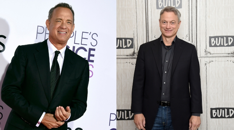 Watch: Ron Howard, Tom Hanks, and Other Celebs Join Veterans To Thank Gary Sinise For His Charity Work