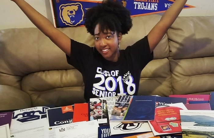 North Carolina Teenager Awarded $4.5 Million in Scholarships After Being Accepted To 113 Colleges