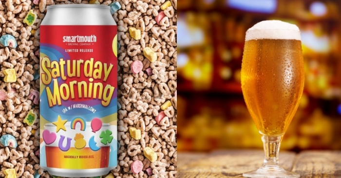 "This Brewery Is Selling A Lucky Charms Beer That Is ""Magically Ridiculous"""