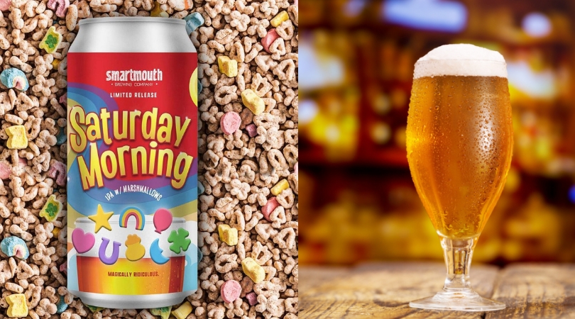 "Gross! This Brewery Is Selling A Lucky Charms Beer That Is""Magically Ridiculous"""