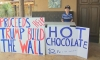 7-Year-Old Called 'Little Hitler' For Selling Hot Cocoa To Raise Money For Border Wall