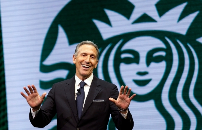 Former Starbucks CEO Howard Schultz May Run for President in 2020…Seriously