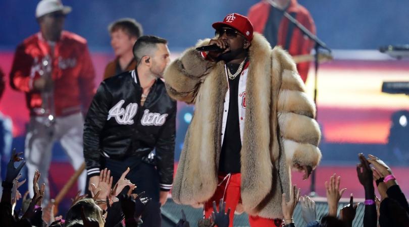 PETA Calls Out Super Bowl Halftime Performer For Wearing Fur Coat