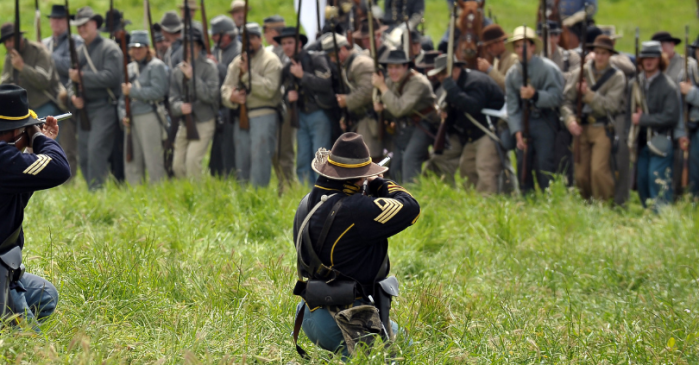 Listen to a Successful (and Terrifying) Recreation of What the Famous Civil War Rebel Yell Sounded Like