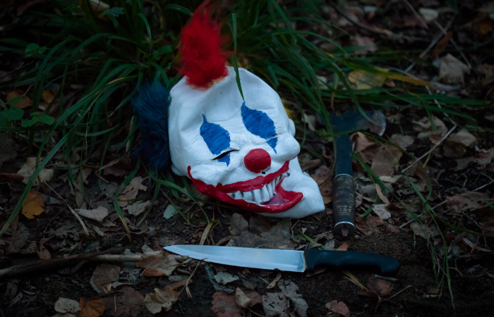 Texas Grandma Uses Child's Scooter to Fight Off Machete-Wielding Men in Clown Masks