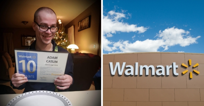 25+ Disabled Former Walmart Greeters in 7 States Speak Out to Support Adam Catlin