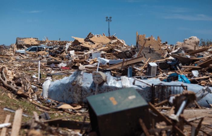 Family Left Devastated After Losing 10 Relatives in Alabama Tornado
