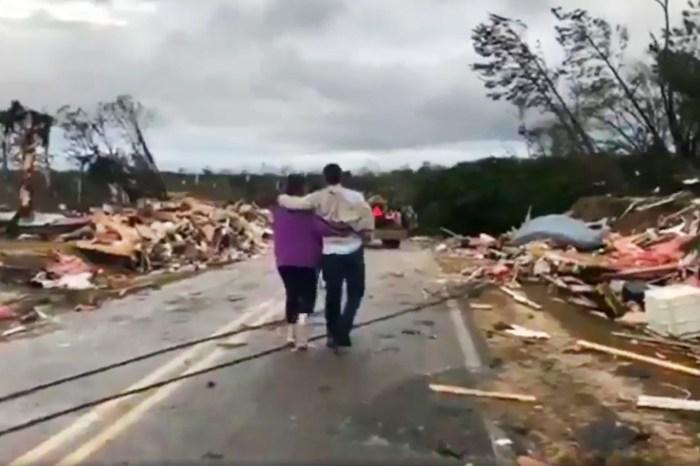Search Continues After Alabama Tornado Kills 23
