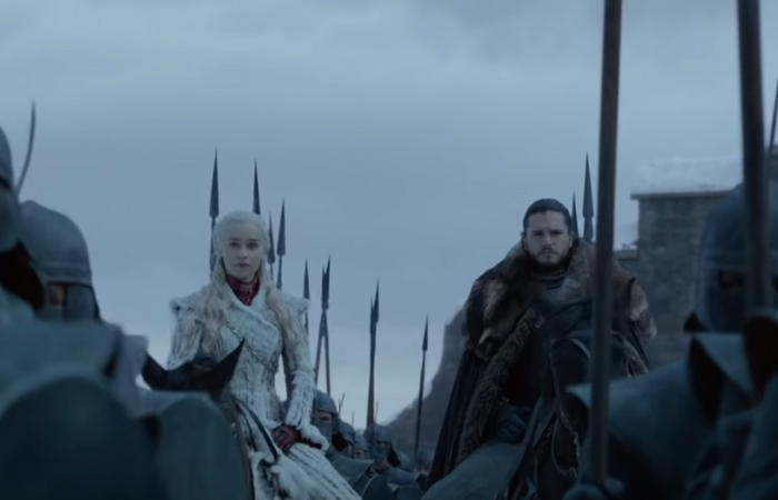 The Trailer for the Final 'Game of Thrones' Season is Finally Here