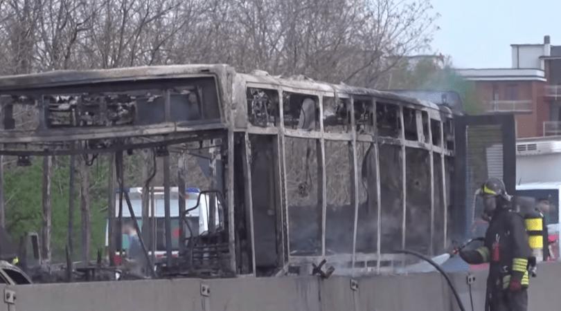 Italy Bus Driver Terrorist