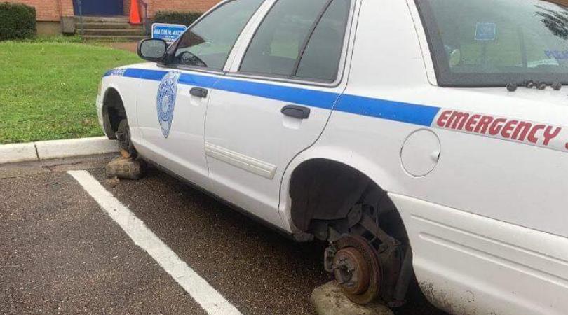 Jackson Mississippi Police