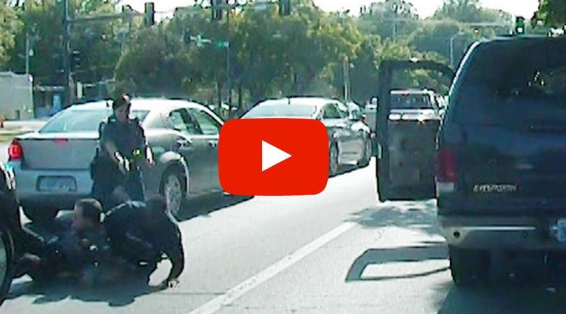 Cop Shoots Man During Traffic Stop After Mistaking Gun For Taser
