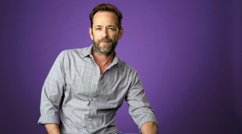 Luke Perry Dead at 52 After Suffering Stroke