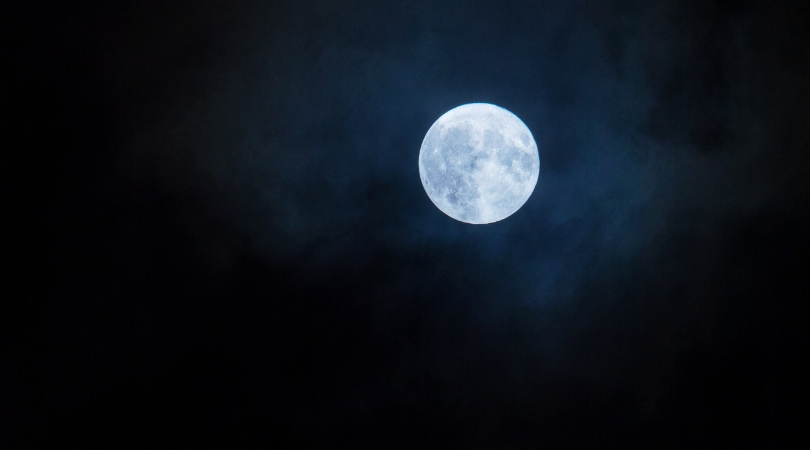 Here's How To Watch The Full Worm Moon This March!