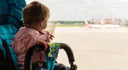 Plane Returns To Terminal After Mother Forgets Baby at Airport