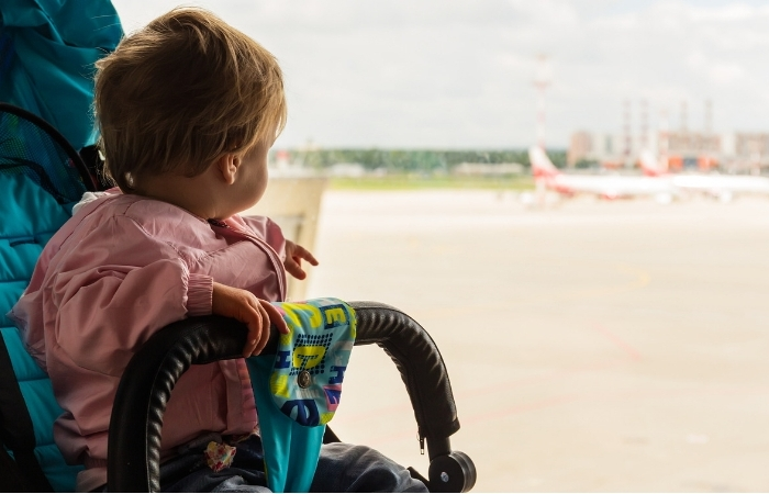 Plane Returns To Terminal After Mother Forgets Baby at the Airport