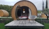 Do You Love Wine? This Vineyard Lets You Sleep in a Giant Wine Barrel!