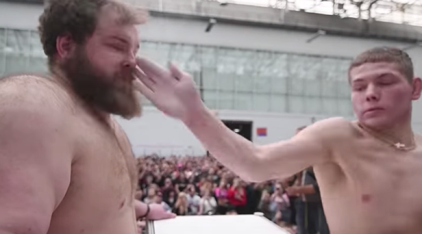 There are Slapping Championships and They Are Surprisingly Brutal