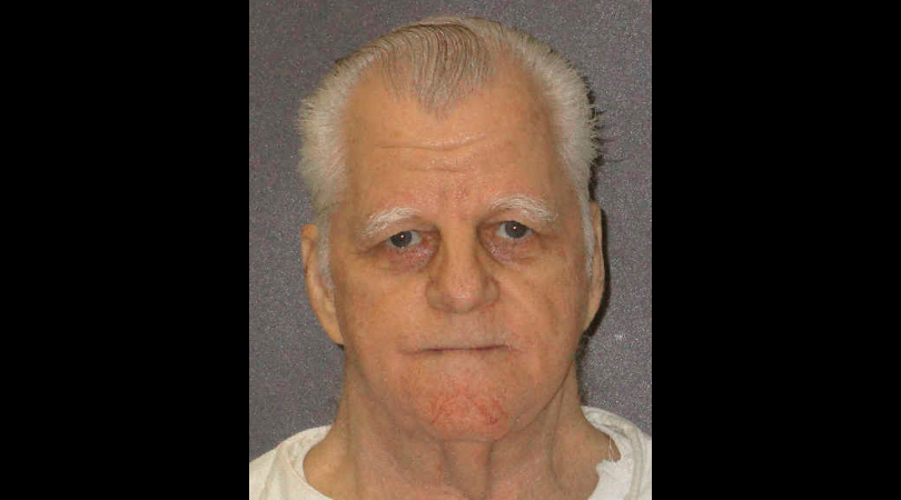 Texas Death Row Execution