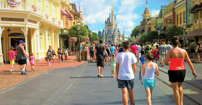 Disney Has Banned Smoking, Big Strollers, and Ice in All Their Parks