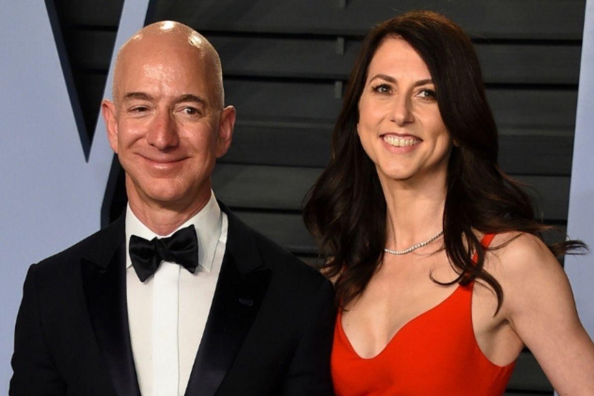 MacKenzie Scott Becomes World's Richest Woman After Divorce With Amazon Creator, Jeff Bezos