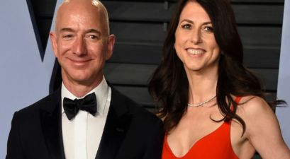 MacKenzie Scott Becomes World's Richest Woman After Divorce With Amazon Creator, Jeff Bezos