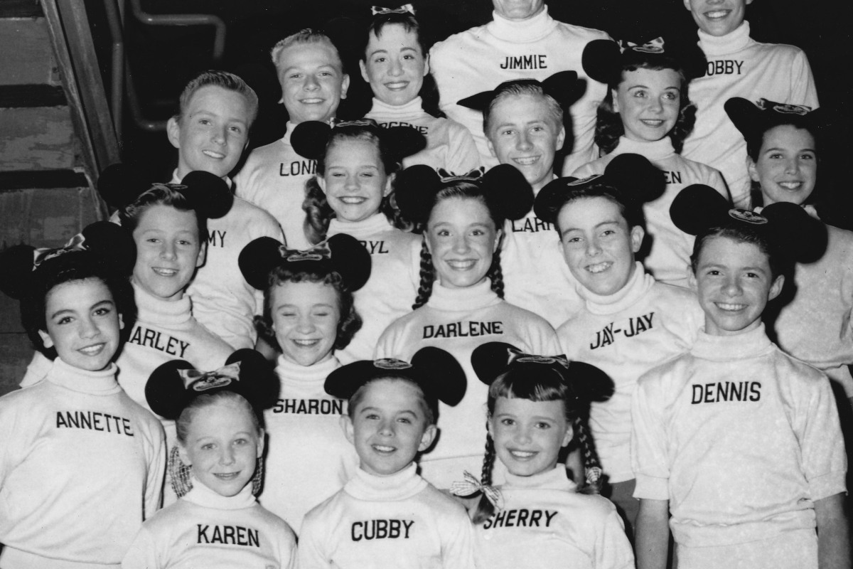 Dennis Day Mouseketeers