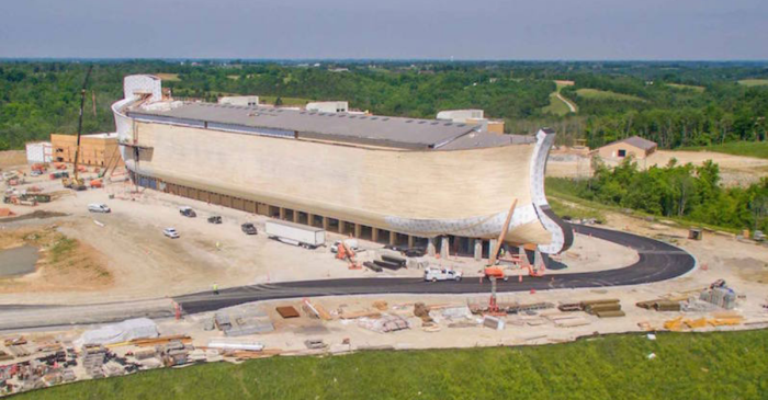 Noah's Ark in Kentucky: Full-Scale Park Open to the Public