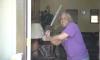 Old Woman Bat Florida Man