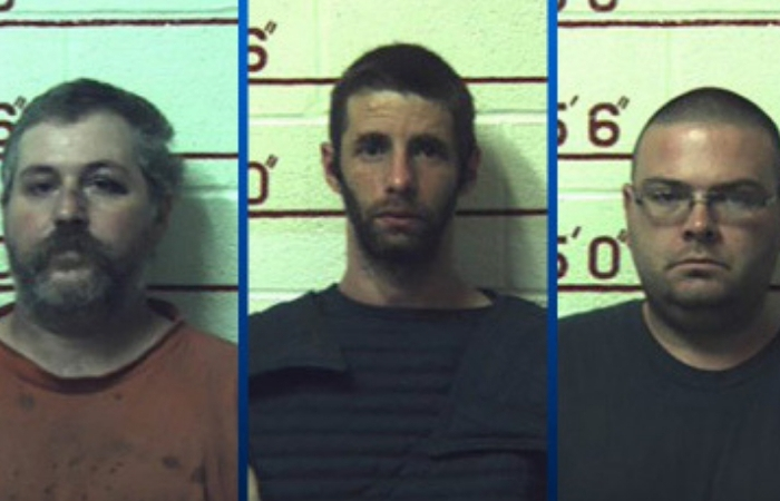 3 Men Arrested For Sexually Assaulting 9 Horses, a Cow, a Goat and Dogs