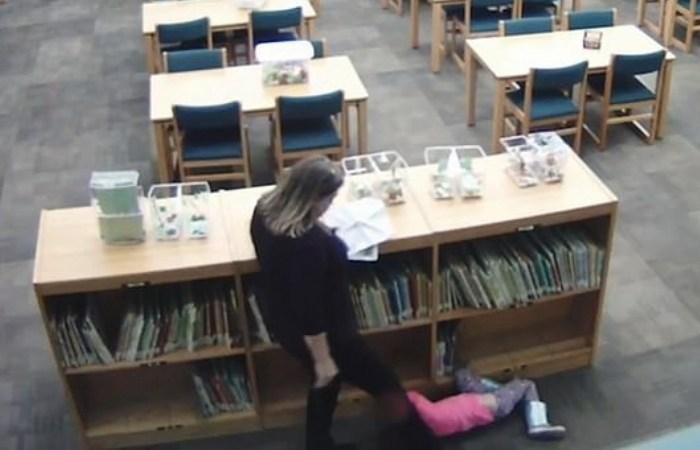 Elementary Teacher Caught On Camera Kicking 5-Year-Old Student