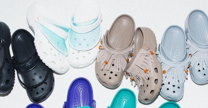 Crocs With Miniature Fanny Packs Actually Exist, and We Have So Many Questions